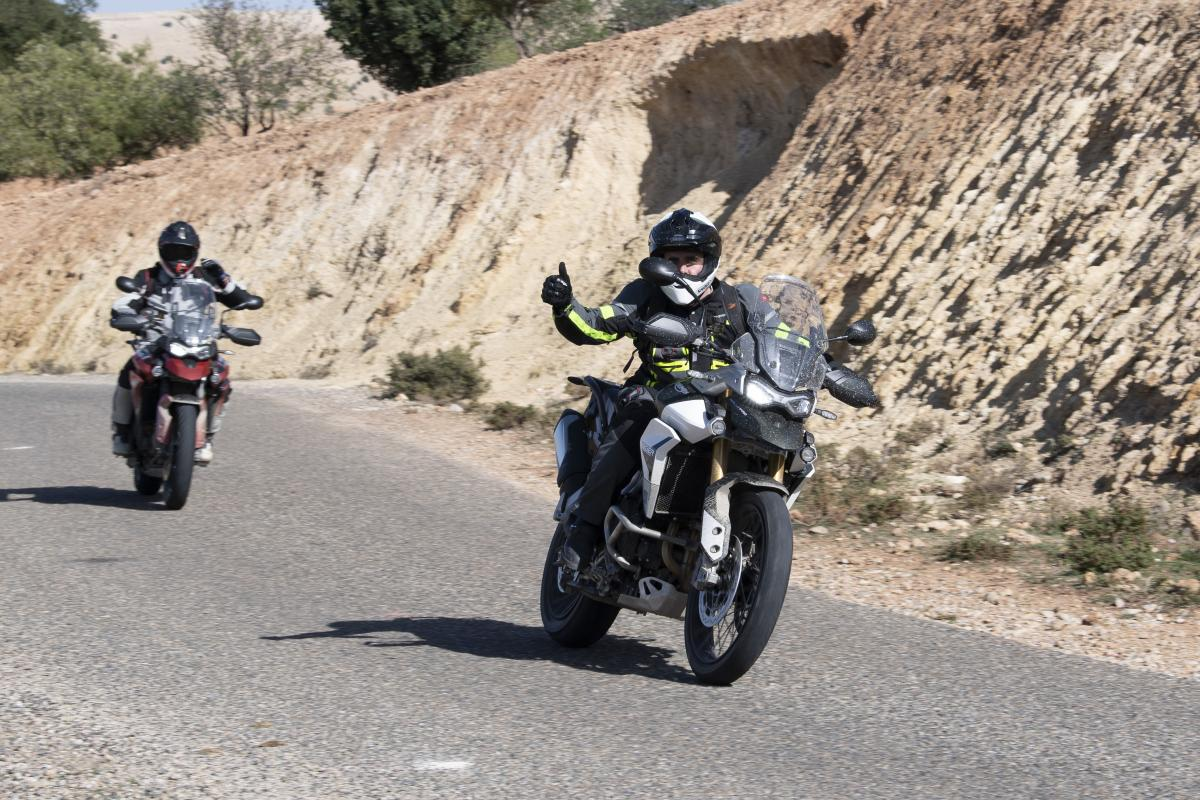 How will the budget affect bikers?
