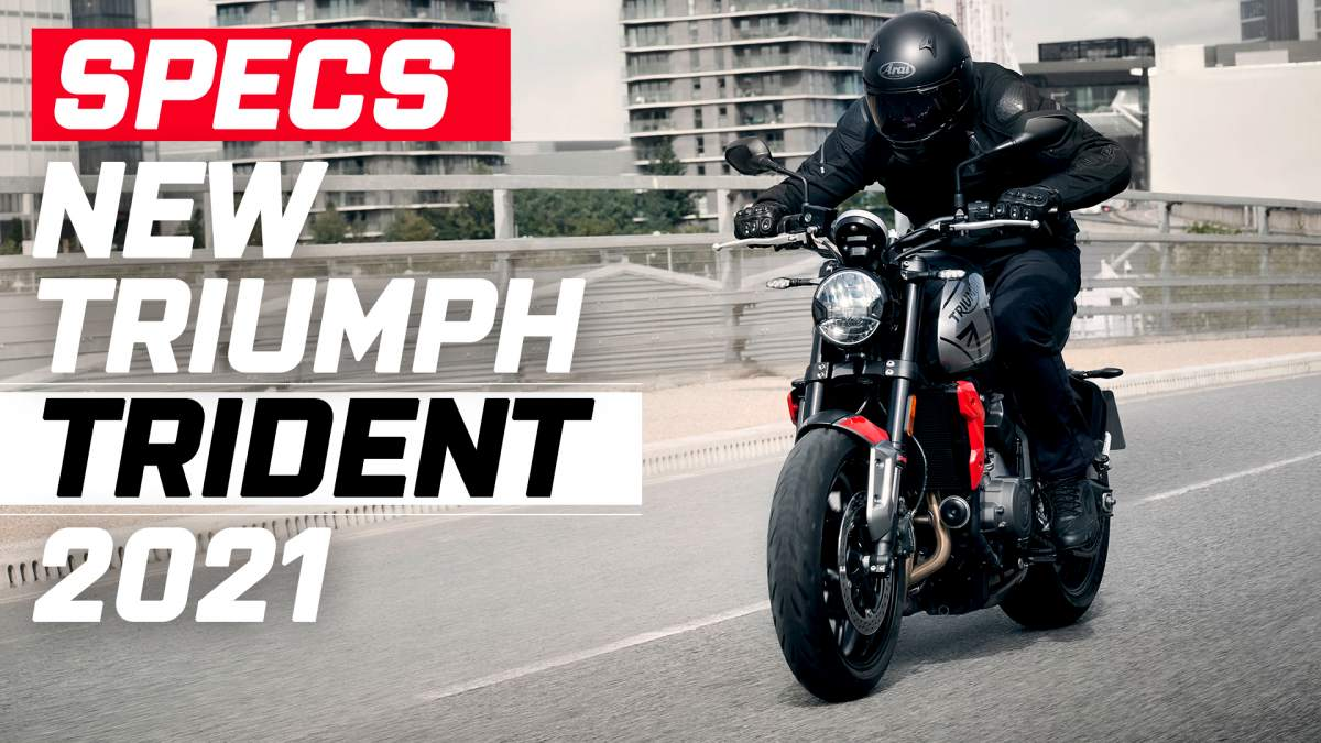 Triumph Trident Thumbnail