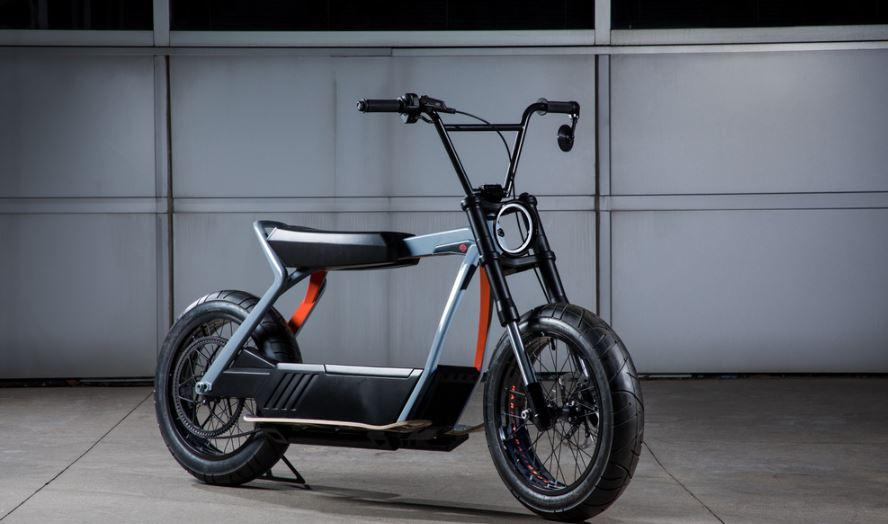 Harley-Davidson pull the covers off two whacky E-Bikes at CES