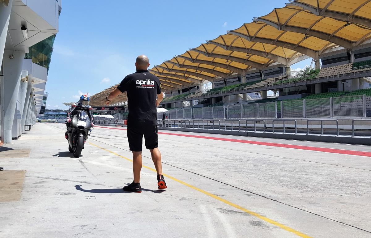 MotoGP: 2019 Sepang Shakedown Test - Day 1 as it happened