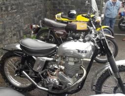 Vintage bikes stolen