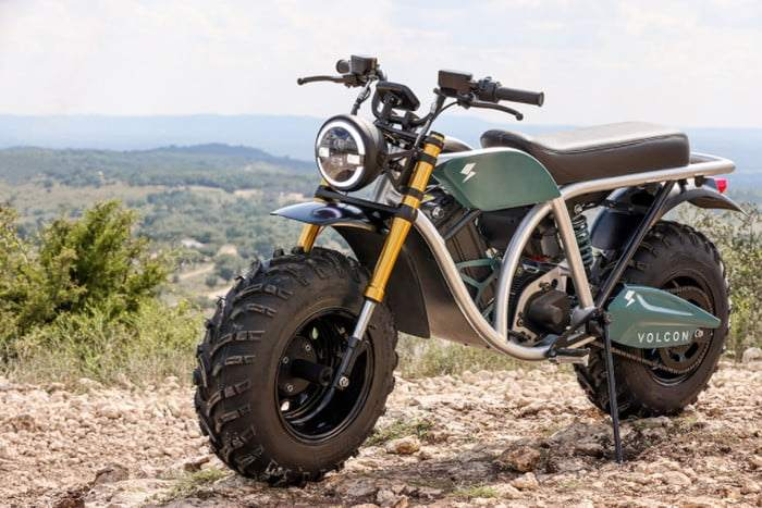 Volcon Grunt electric motorcycle