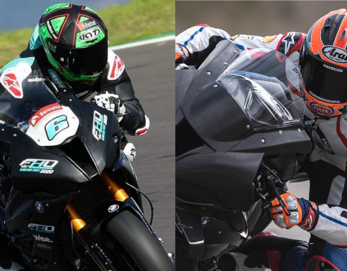 BMW M 1000 RR WorldSBK & FHO Racing