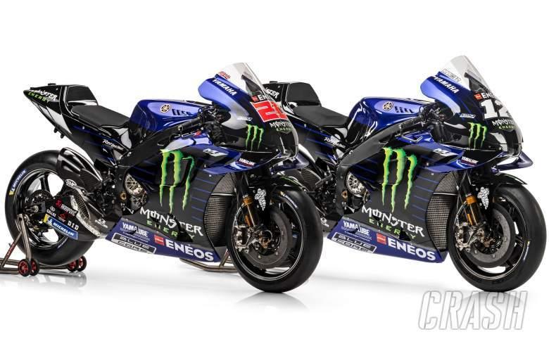 WATCH: Monster Energy Yamaha MotoGP Team Launch 2021