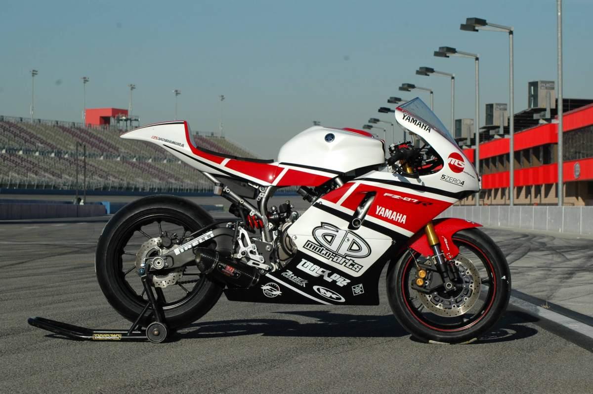 Yamaha FZ-07R