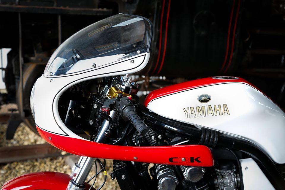 Yamaha Fazer 600 Cafe Racer Kits