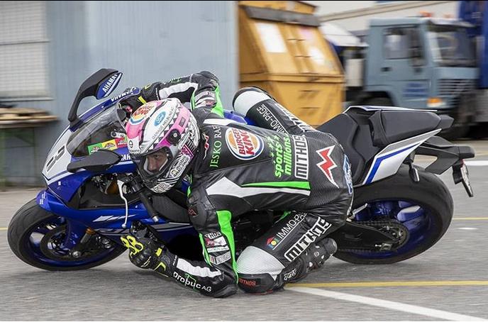 Yamaha R6 Trackbike
