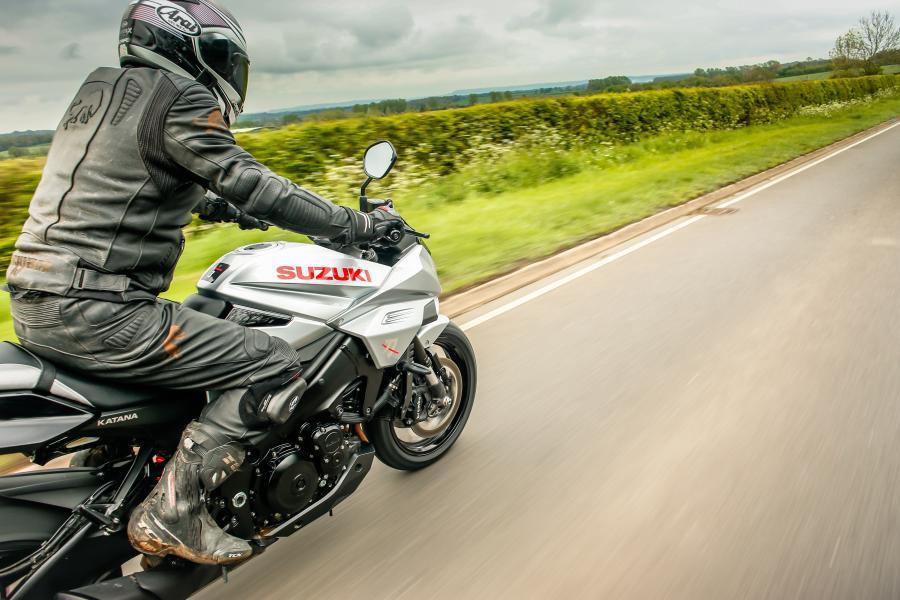 Fancy £1000 off a new Suzuki?