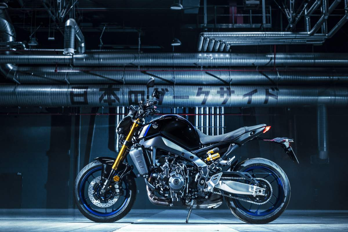 2021 Yamaha MT-09 SP announced