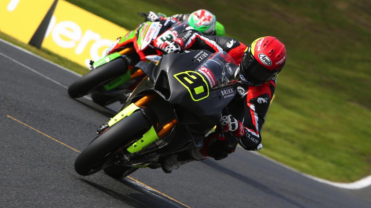 Sylvain Barrier - Brixx Ducati