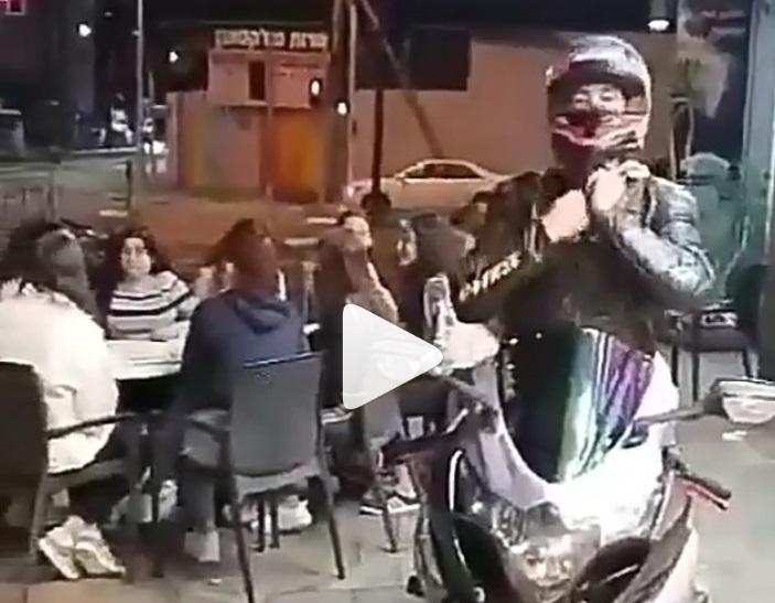 Motorcycle exhaust sound loud funny viral video