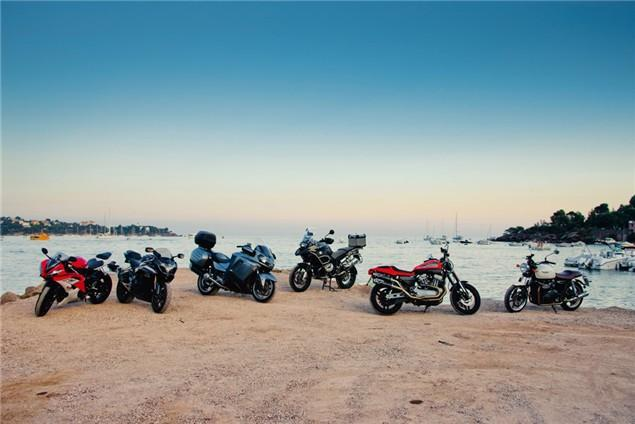 3 motorcycle upgrades to make at the start of the riding season