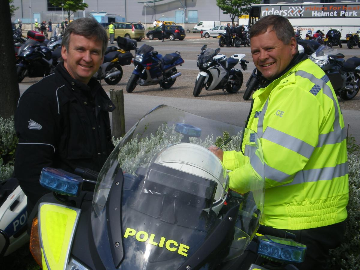 Bikesafe Wales is back for the summer riding season