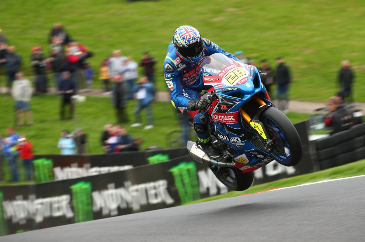 Richard Cooper - Buildbase Suzuki