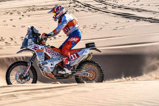 Dakar 2021 gets augmented reality putting fans in the hot-seat