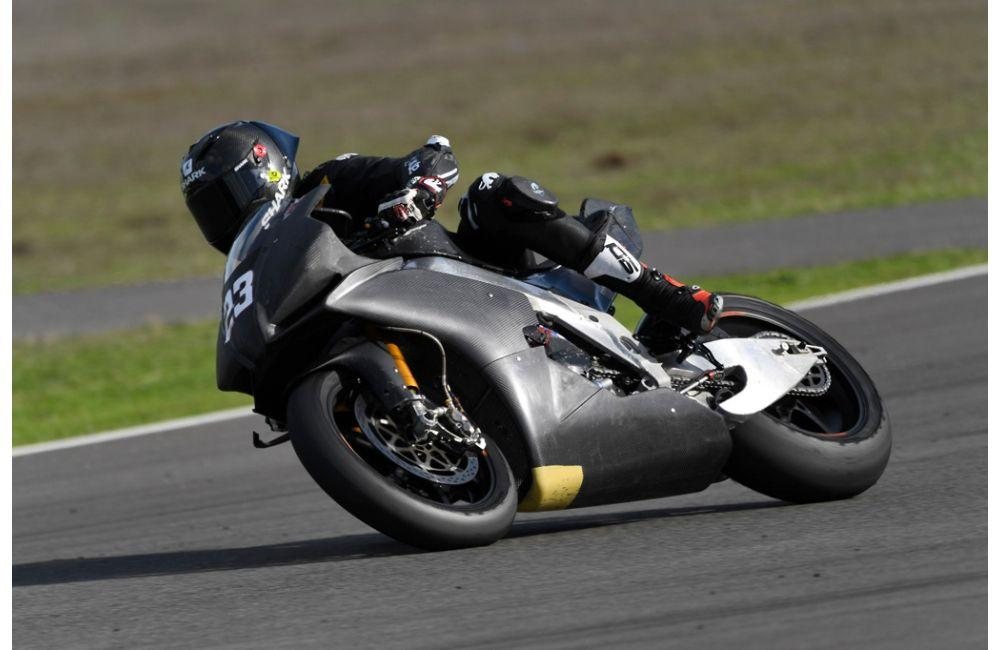 Christophe Ponsson - Nuova M2 Racing Aprilia