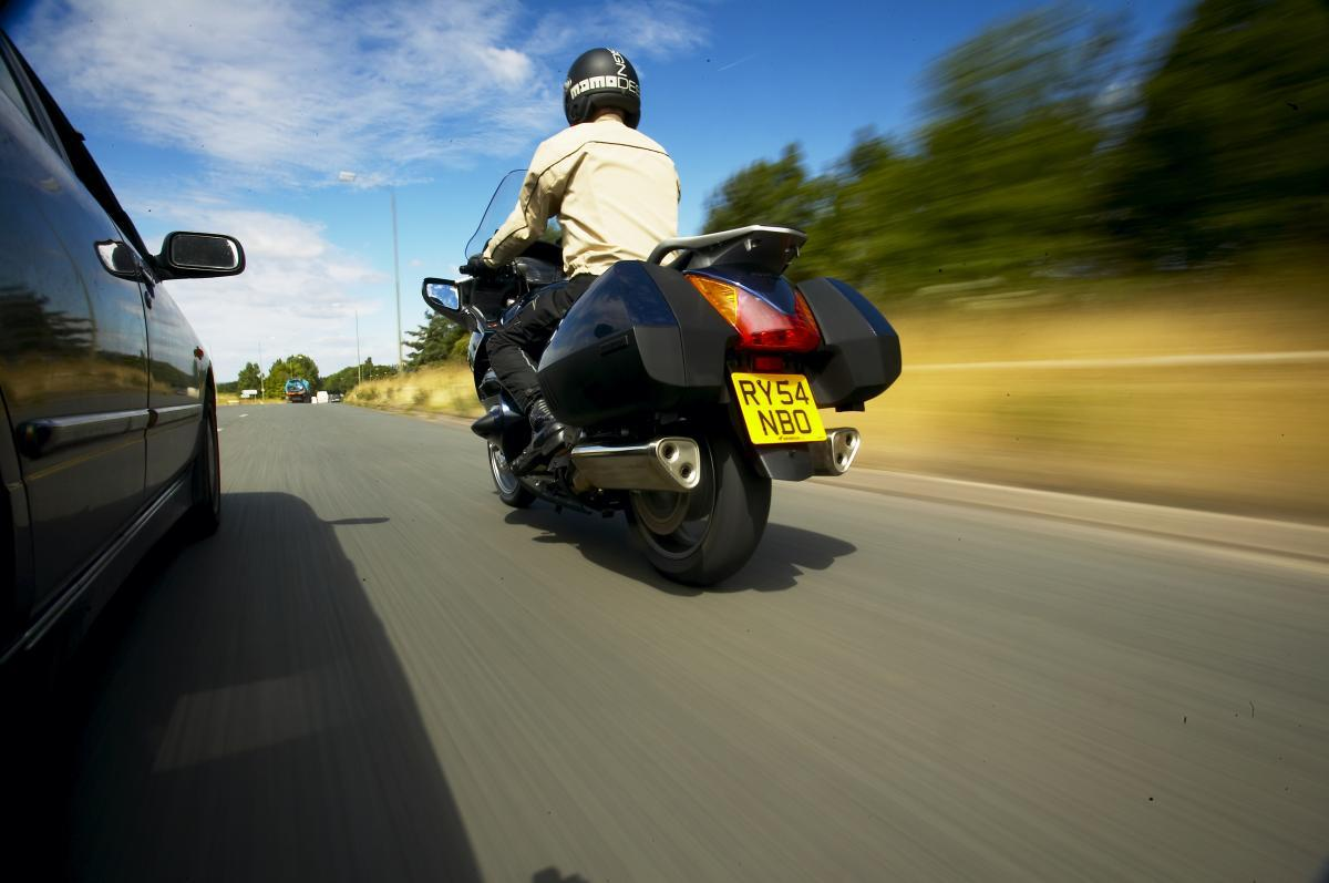 Videos to help learner drivers improve their motorcycle awareness
