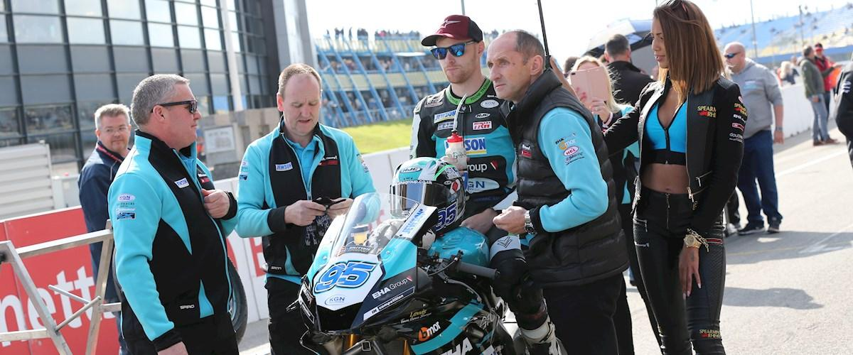 Allingham, EHA Racing move up to BSB in 2019