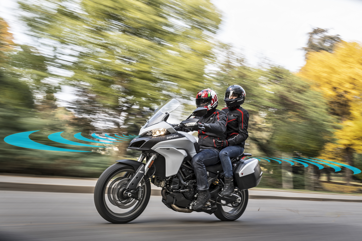 Ducati to equip bikes with radar by 2020