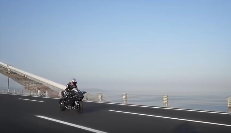 What's the fastest motorcycle in the world 2019?