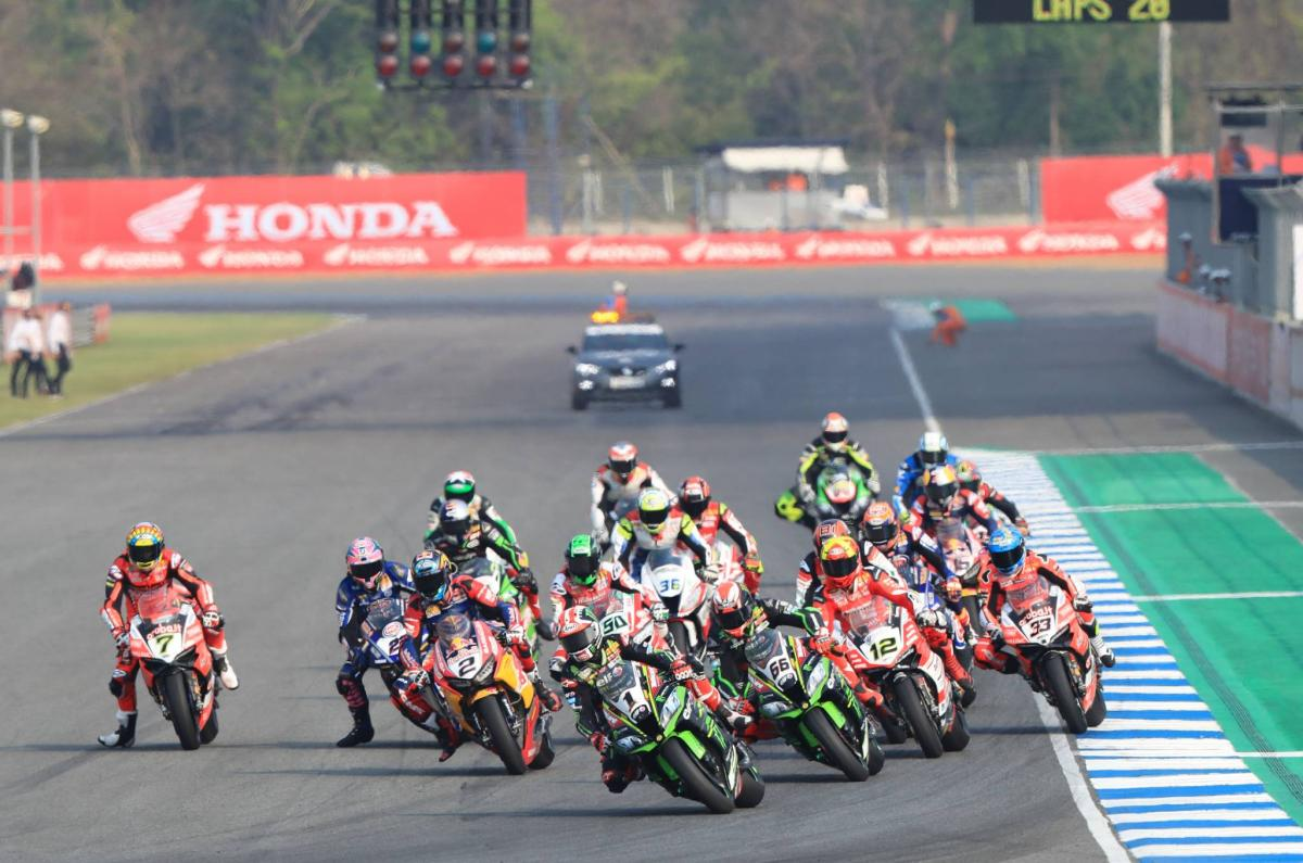 World Superbike race direction, stewards reshuffled