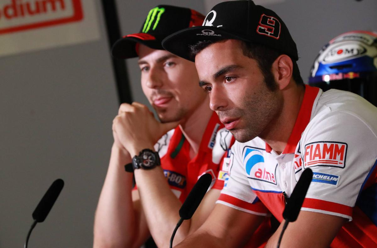 MotoGP Gossip: Lorenzo responds to Petrucci comparison