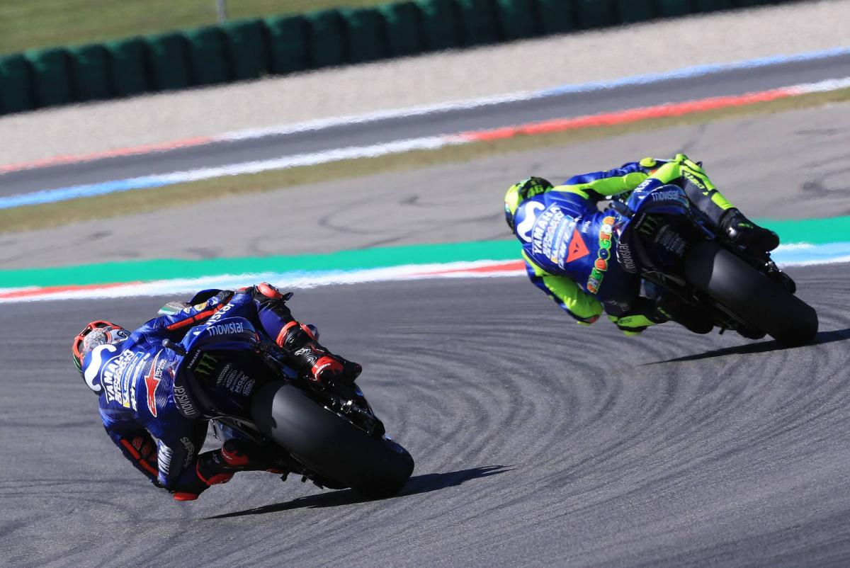 Yamaha: There'll be changes within our organisation