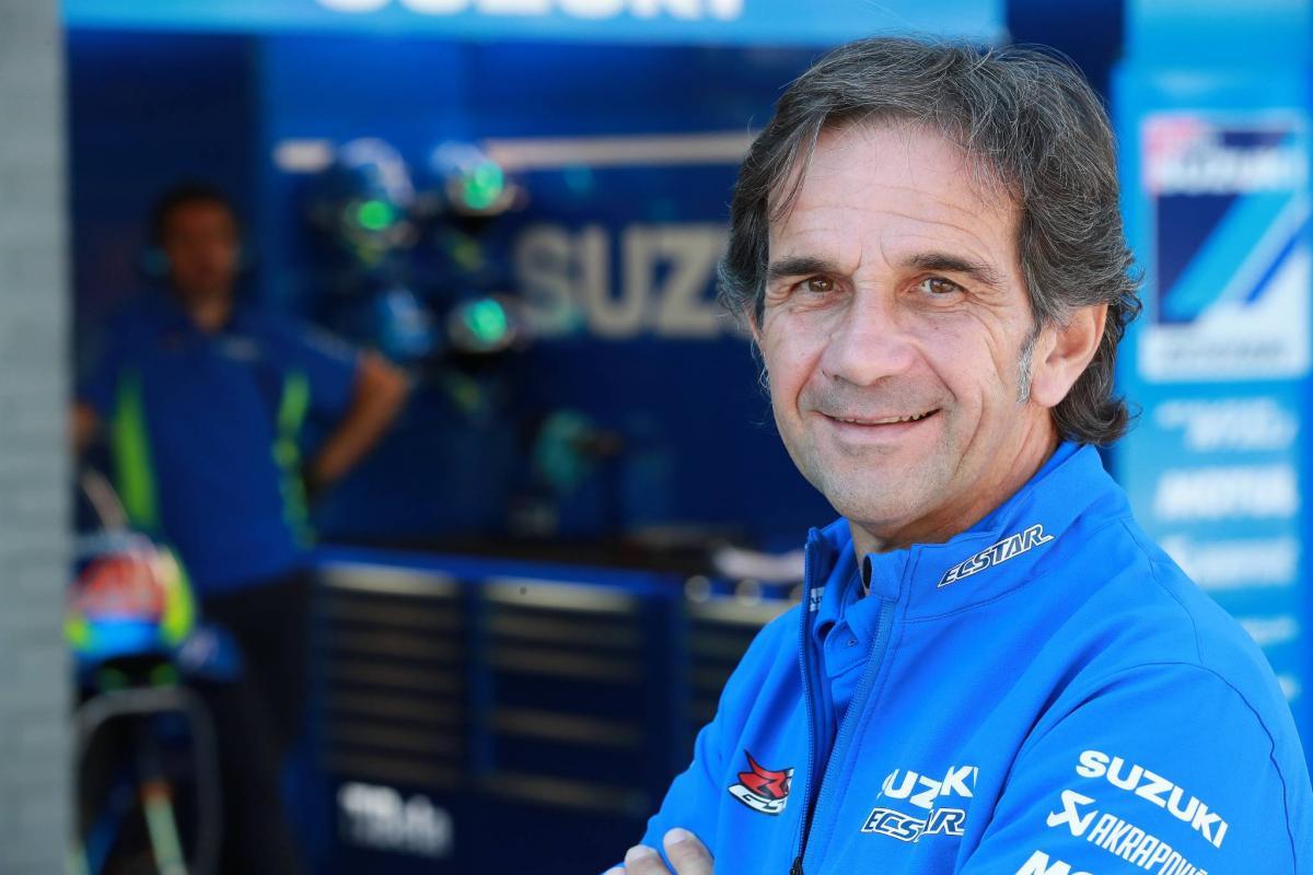 EXCLUSIVE – Davide Brivio (Suzuki Team Manager) Interview