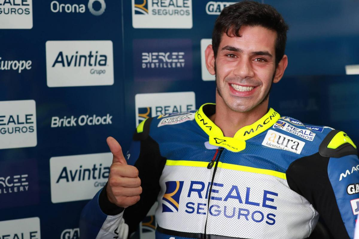 Torres joins Pedercini for WorldSBK return