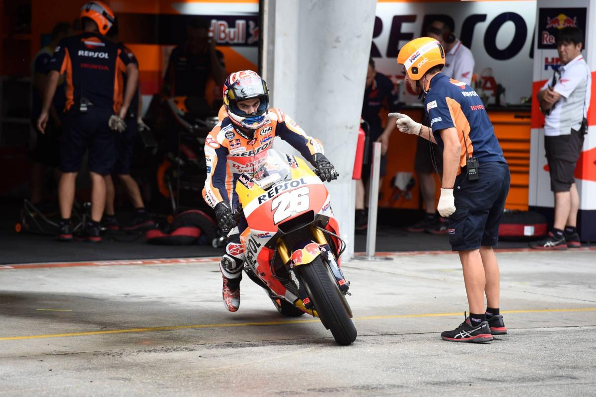 Pedrosa farewell: 'Entire focus will be on riding'