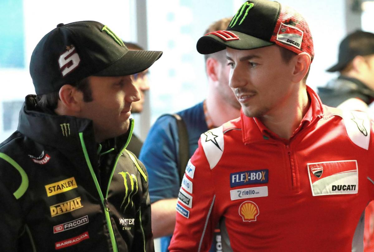 MotoGP Gossip: Zarco to use Lorenzo as a reference?