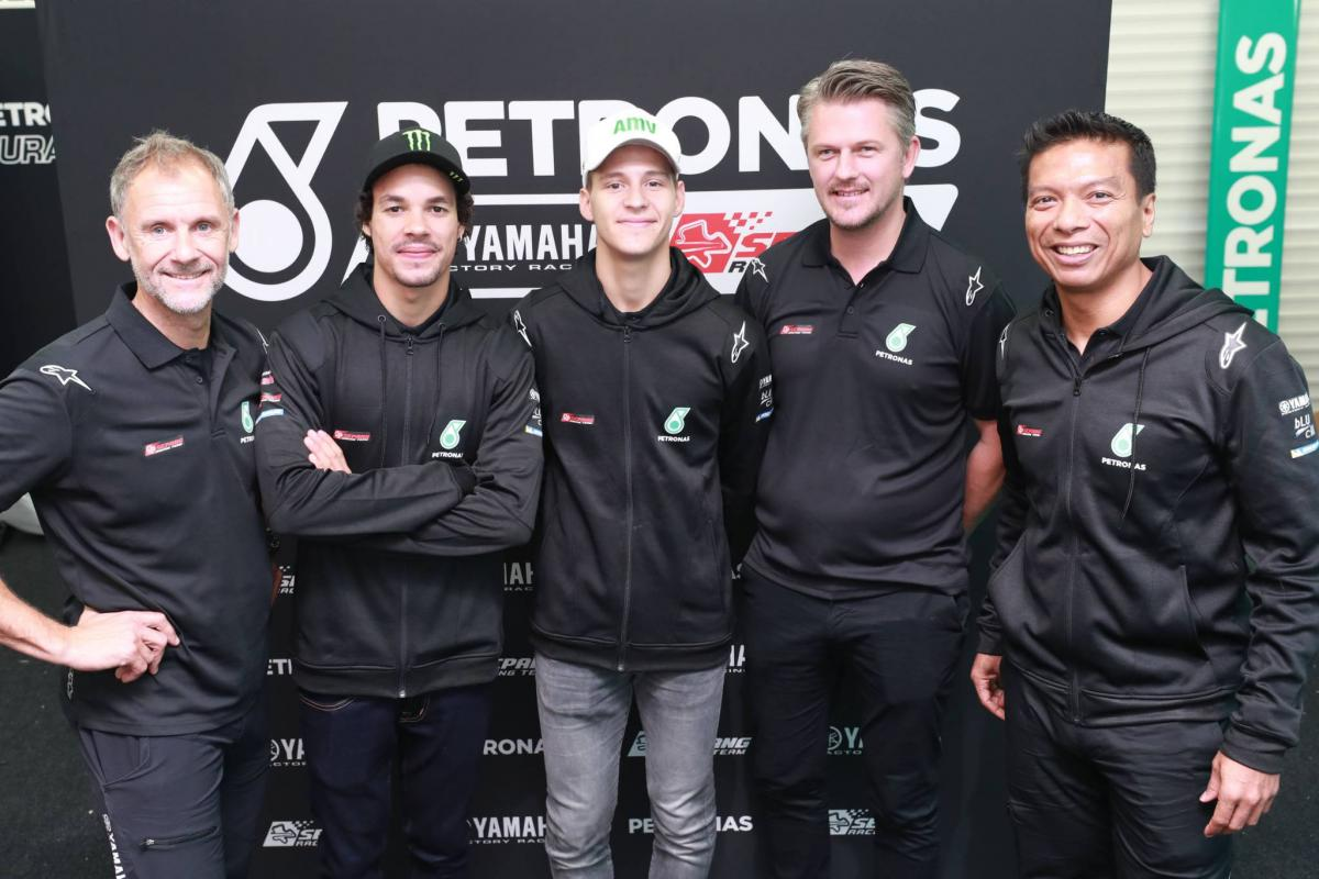 Sepang: Six months from MotoGP 'dream' to reality