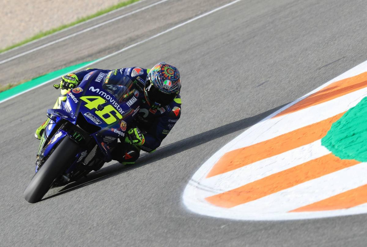 Rossi: New engine positive... but not enough