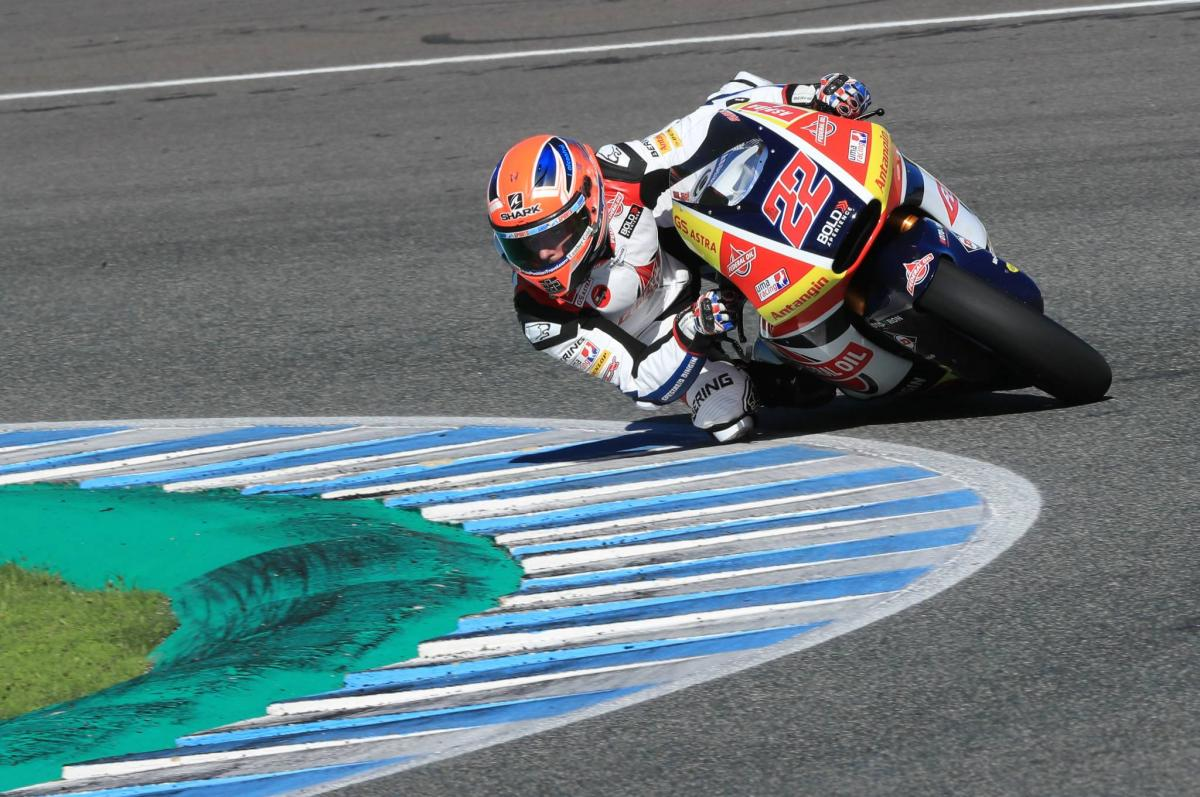 Moto2: Lowes makes fast start to Triumph era | Visordown