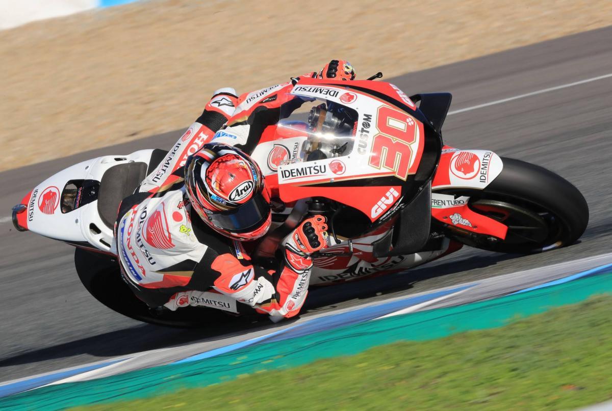 Jerez MotoGP test times - Thursday (5pm)