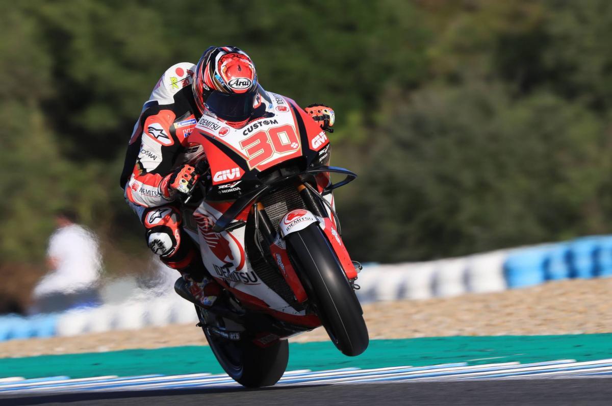 Jerez MotoGP test times - Thursday (FINAL)
