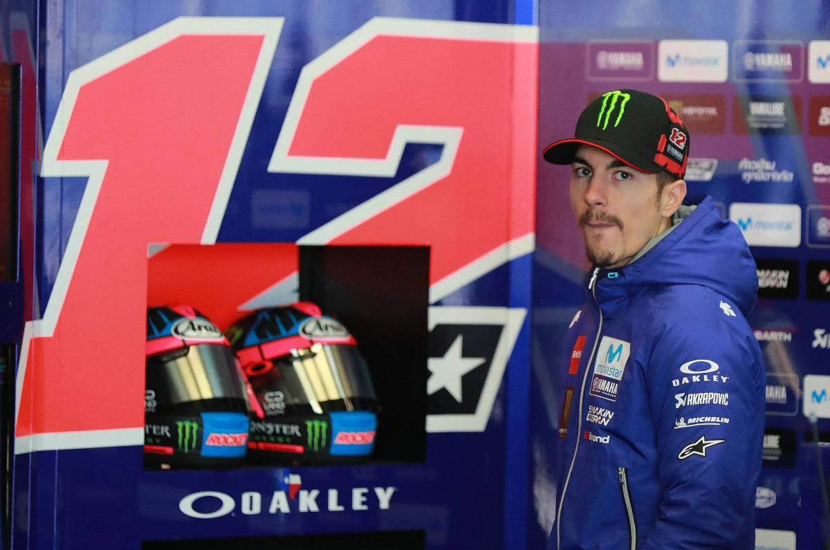 Vinales: The bike to be competitive, to win the title