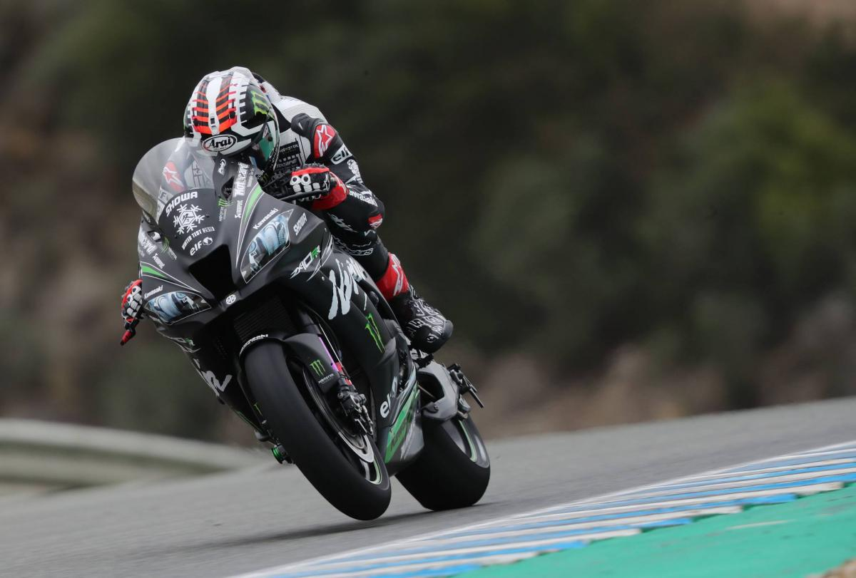 Rea ends Jerez World Superbike test fastest