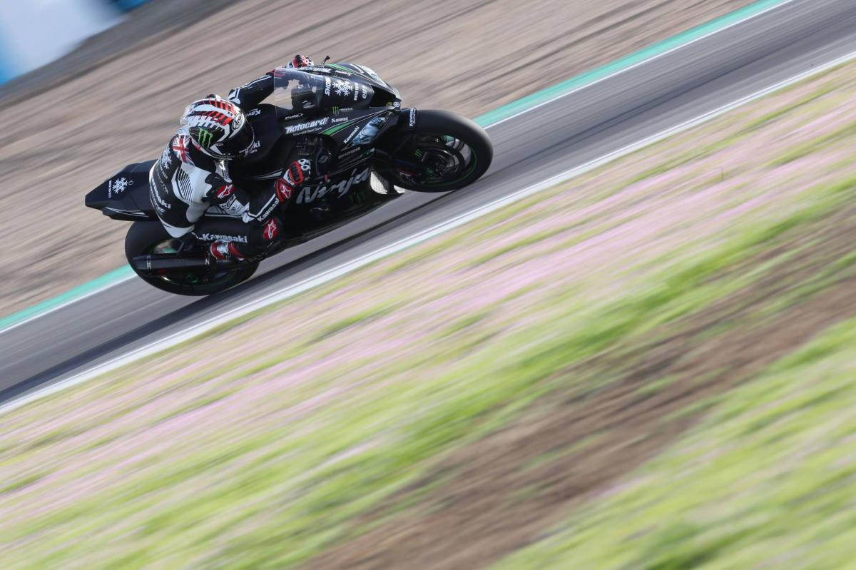 Rea fires out warning to end winter WorldSBK testing on top