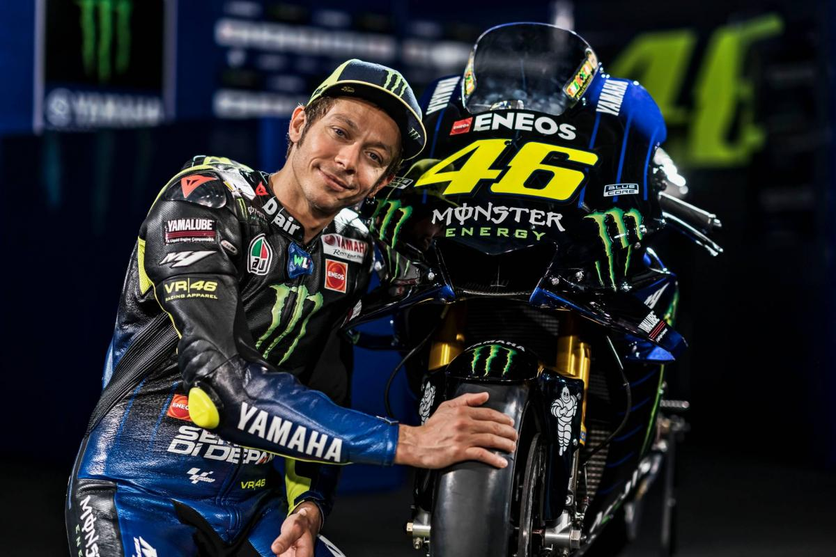 MotoGP Gossip: 10th title motivation for Rossi at 40