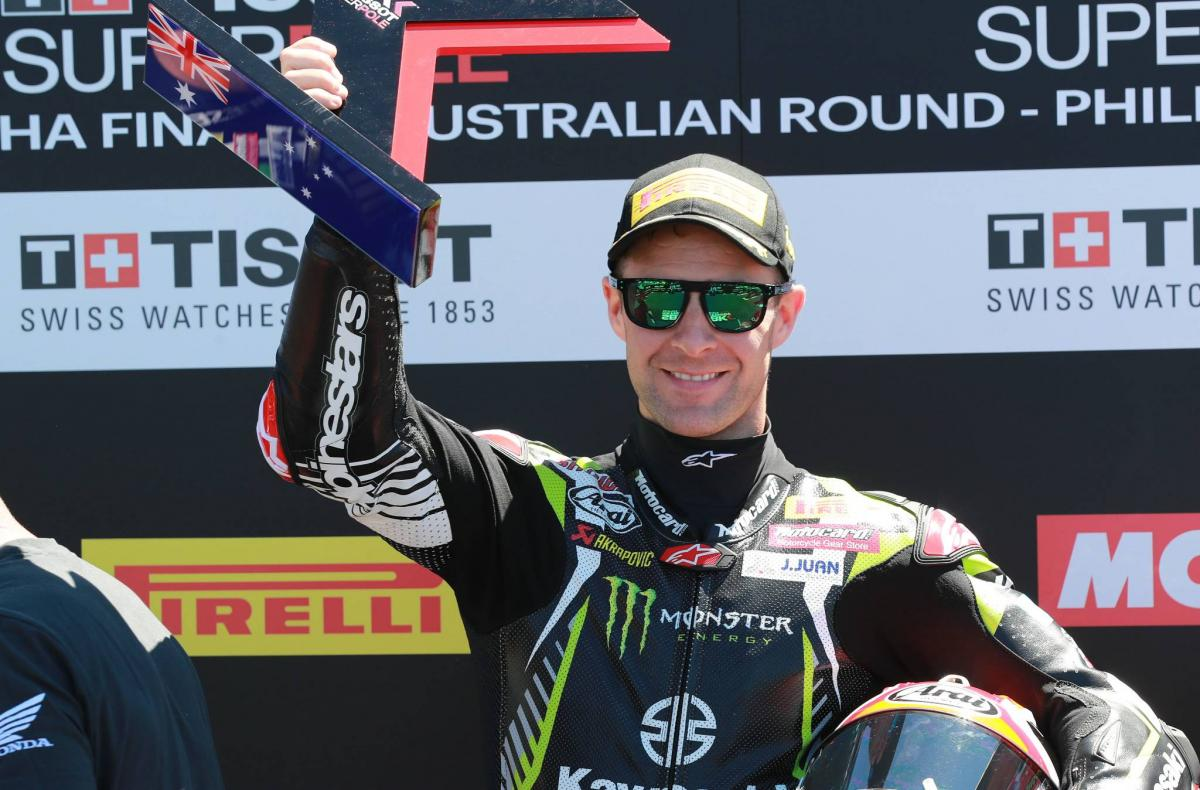 Rea returns to pole position as WorldSBK 2019 starts