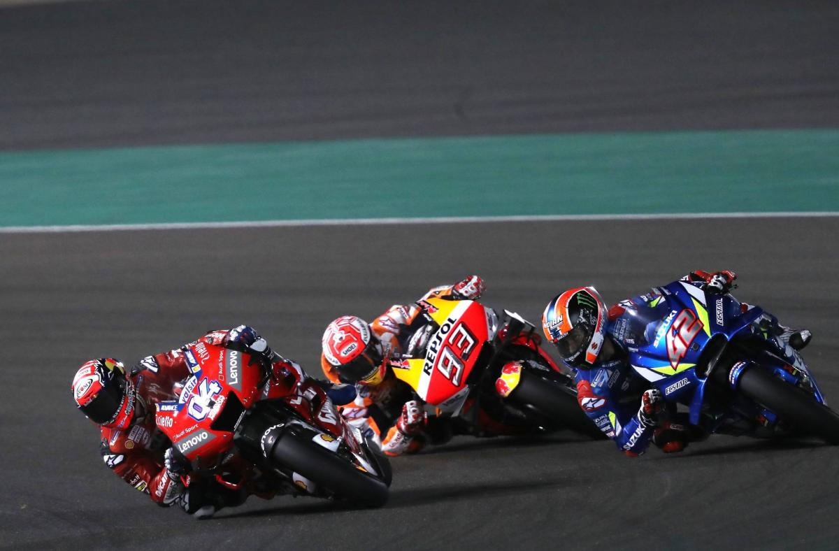 Rins 'had potential to win race'