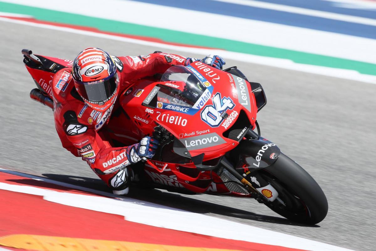 Austin: MotoGP Championship standings