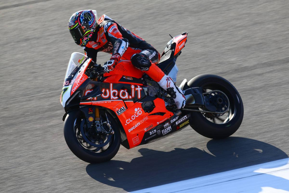 Davies out to maintain upward curve at Imola