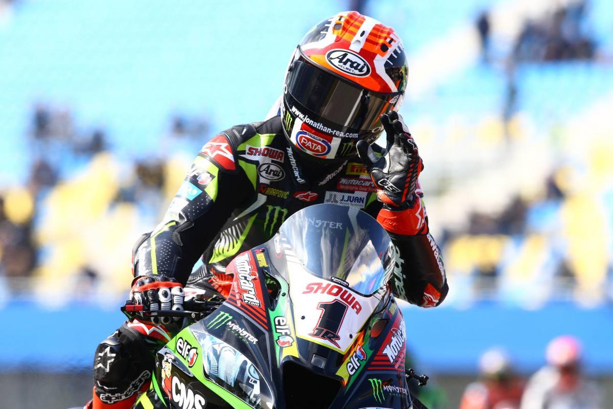 Rea: I'm maximising Kawasaki potential