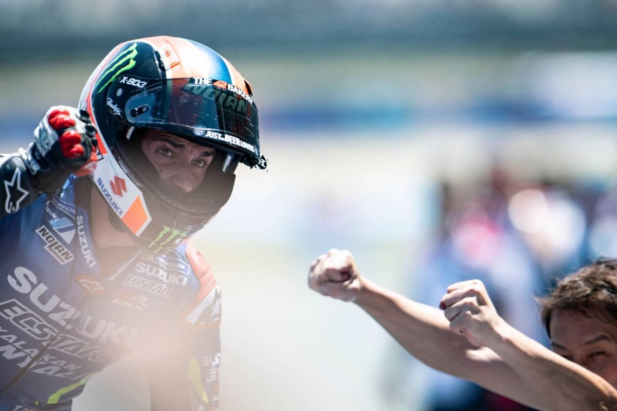 Rins: We'll stay grounded