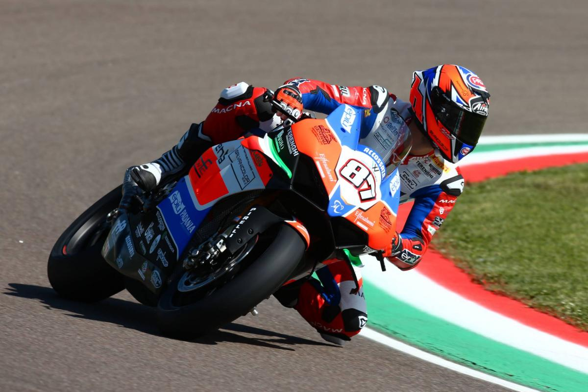 Motocorsa gives Cavalieri WorldSBK wild-card debut at Misano