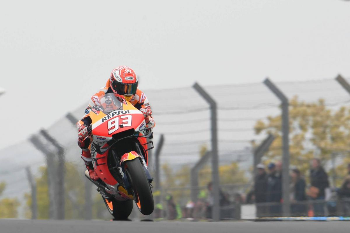 Marquez felt invincible in 2014, then 'boom'…