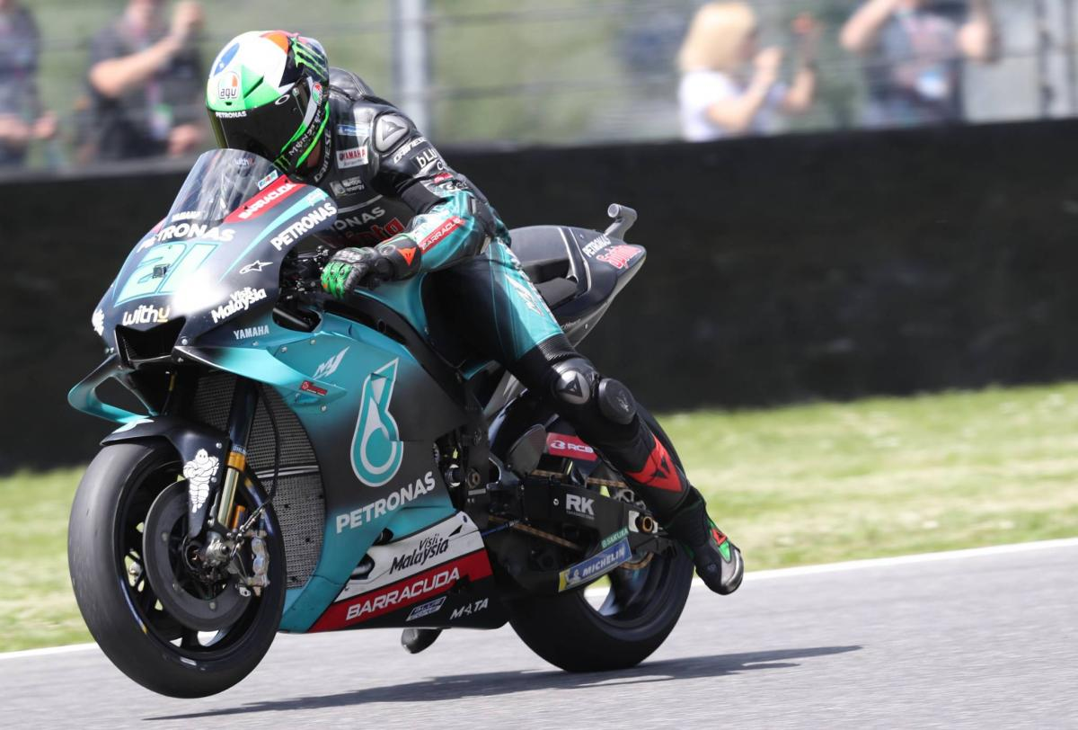 Morbidelli: We come to Barcelona with mixed feelings