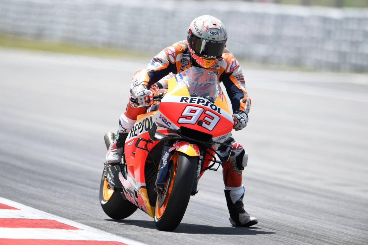 Marquez: 'Dream team' means triple crown…